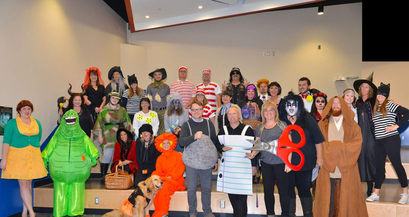 Happy Halloween from Yale Secondary! | Yale Secondary